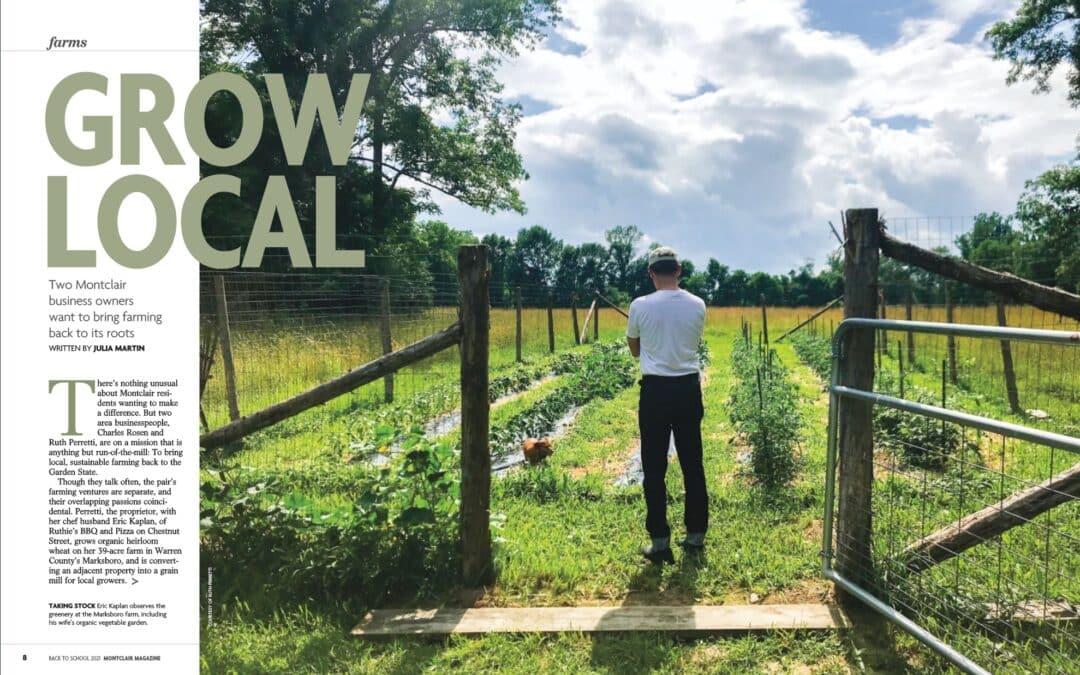 Montclair Magazine: Grow Local