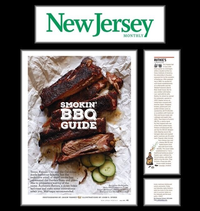 Check Out Our New NJ Monthly Plaques!